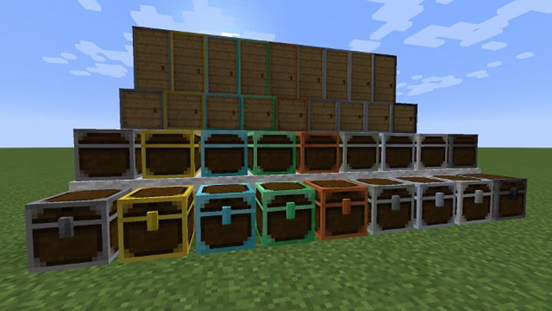 Better Storage Too Mod Screenshot