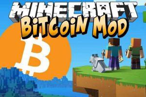 Bitcoin Mod for Minecraft