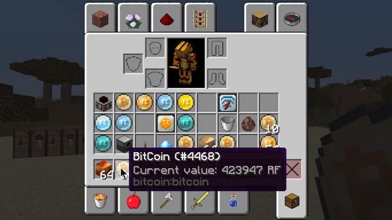 Bitcoin Mod Screenshot 2