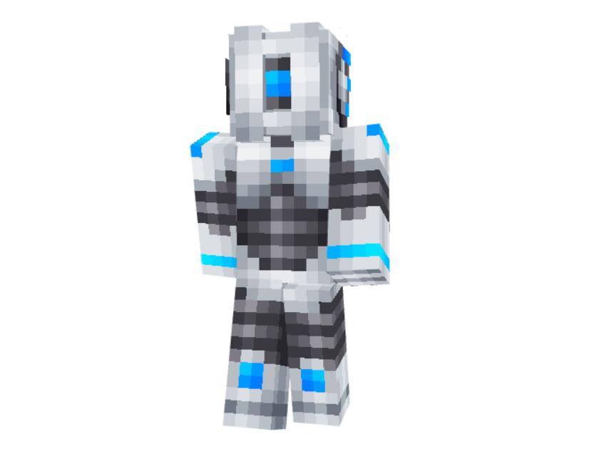 Bot18 Skin for Minecraft