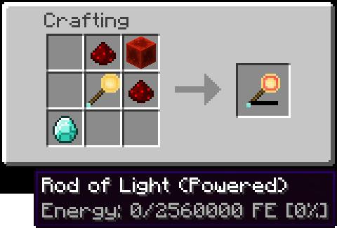 InvisibLights Mod Crafting Recipe 2