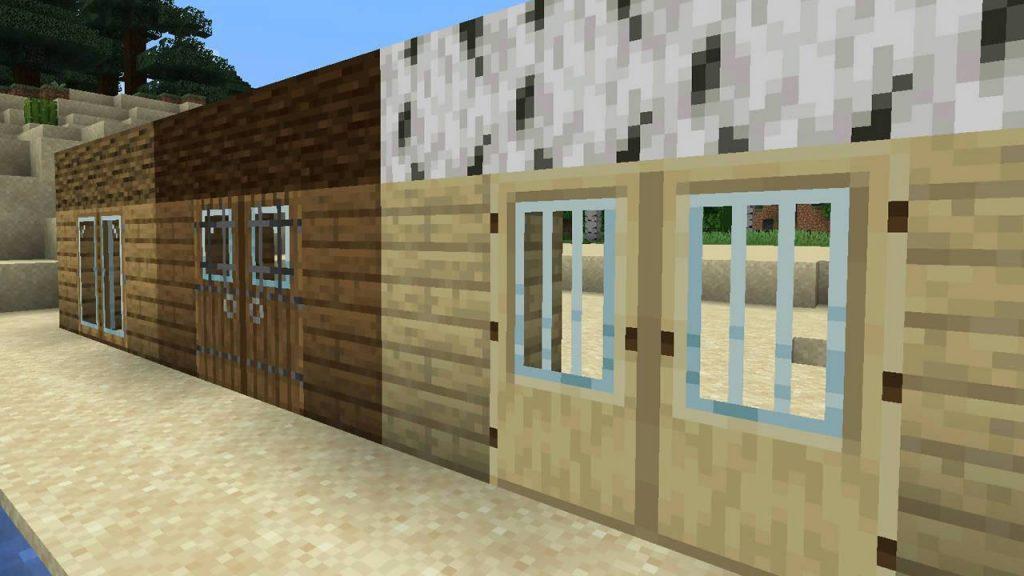 Modern Glass Doors Mod Screenshot 3