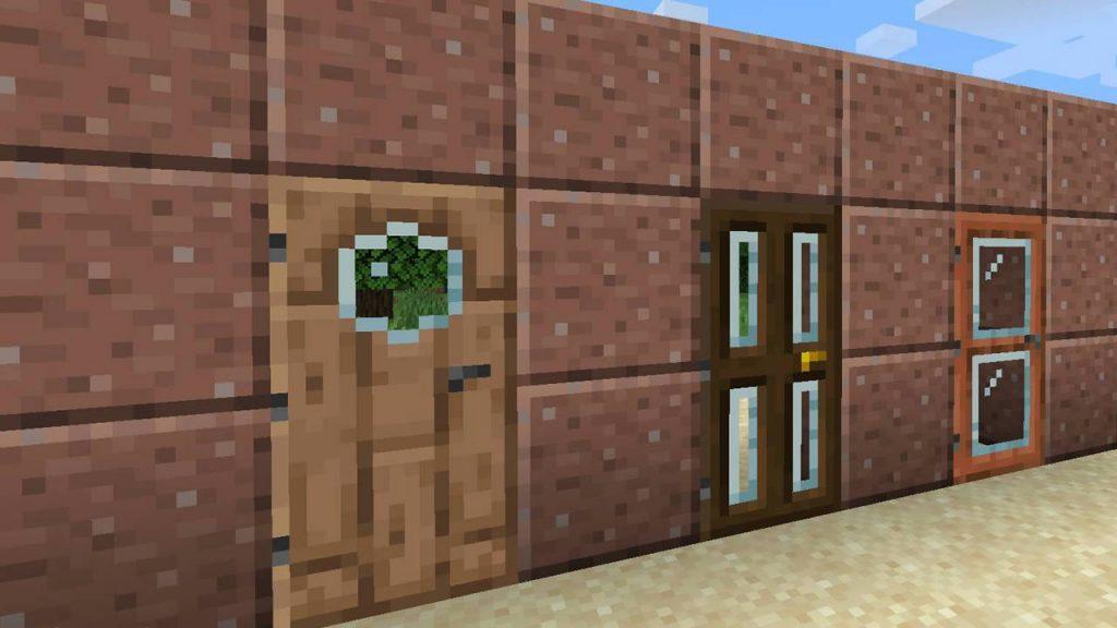 Modern Glass Doors Mod Screenshot 4