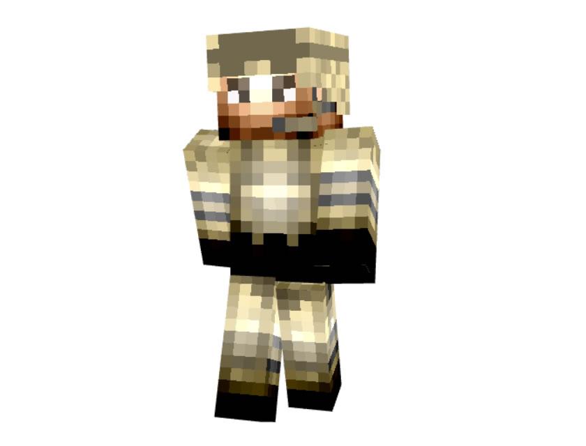 PiercingDonkey - military skin for Minecraft