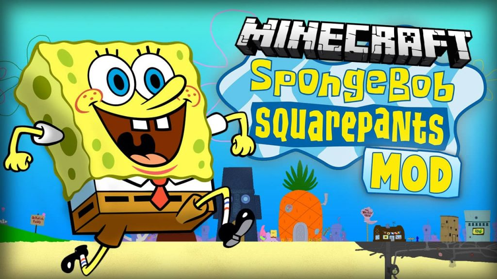 SpongeBob SquarePants Mod for Minecraft