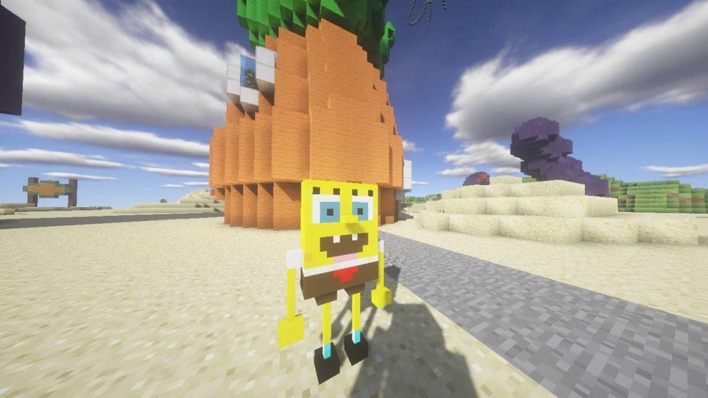 SpongeBob SquarePants Mod Screenshot