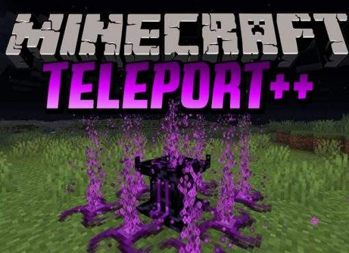 Teleport++ Mod for Minecraft
