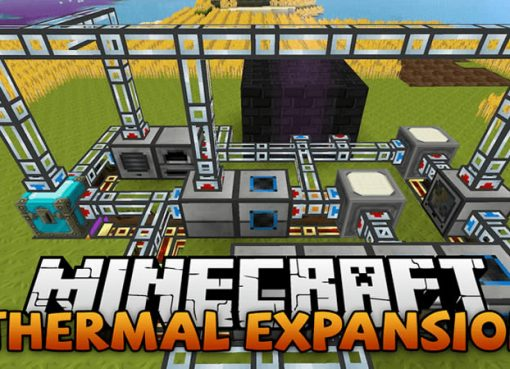 Thermal Expansion Mod for Minecraft