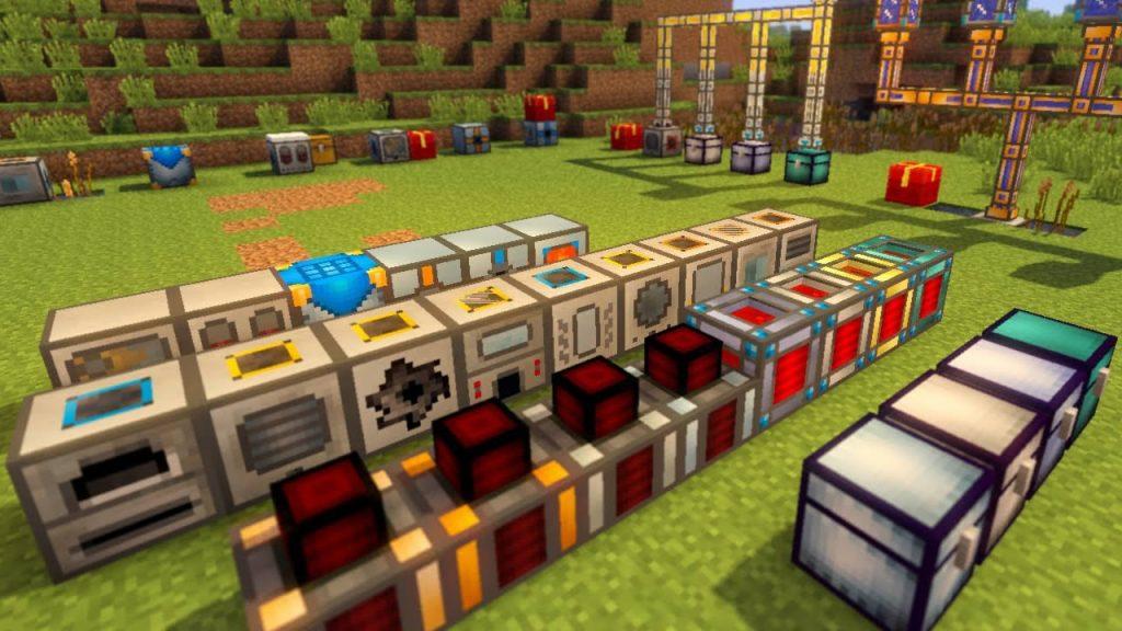 Thermal Expansion Mod Screenshot