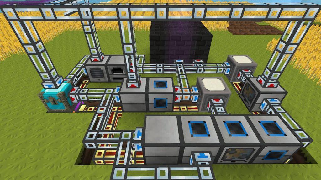 Thermal Expansion Mod Screenshot 2