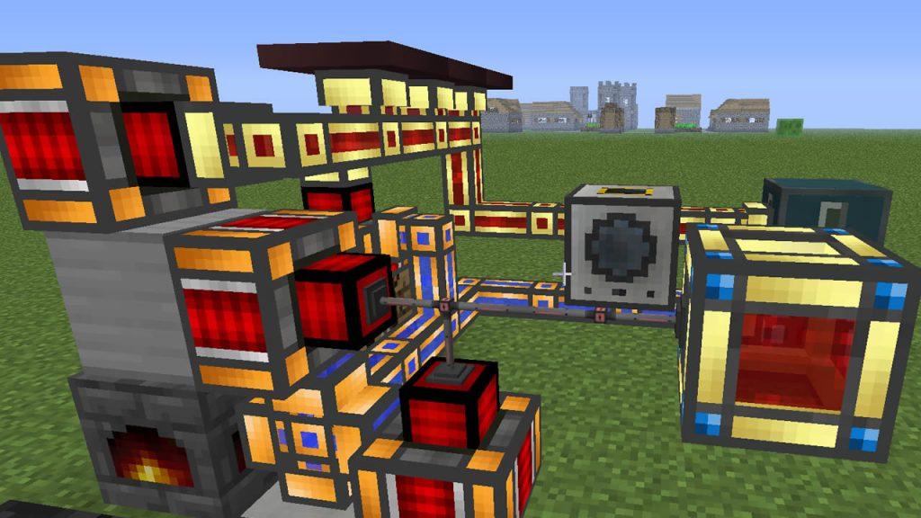 Thermal Expansion Mod Screenshot 3