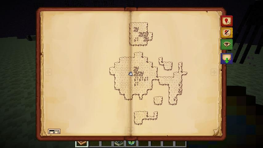 Antique Atlas Mod Screenshot 3
