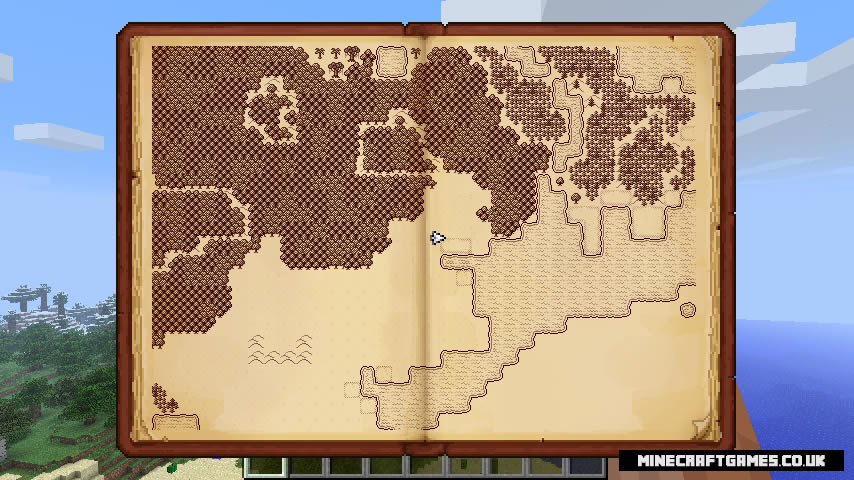Antique Atlas Mod Screenshot 4
