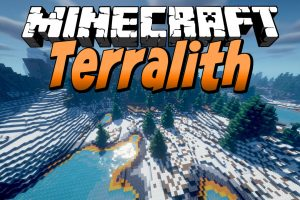 Terralith Mod for Minecraft