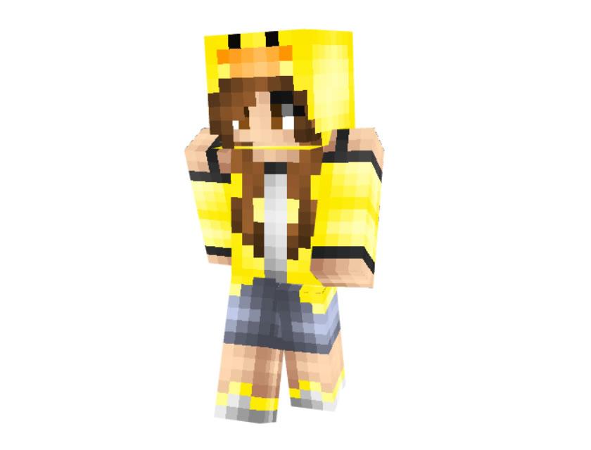 cekik Skin for Minecraft Girl