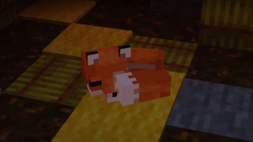 A Foxs Life Map Screenshot