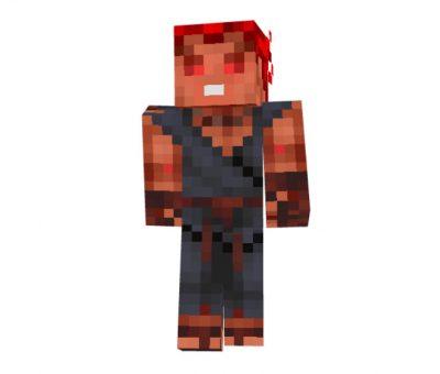 Baabel Skin for Minecraft Halloween