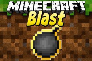 Blast Mod for Minecraft