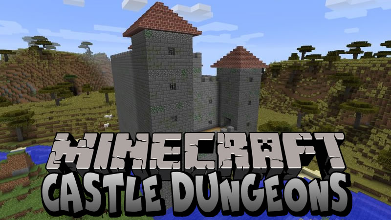 Castle Dungeons Mod for Minecraft