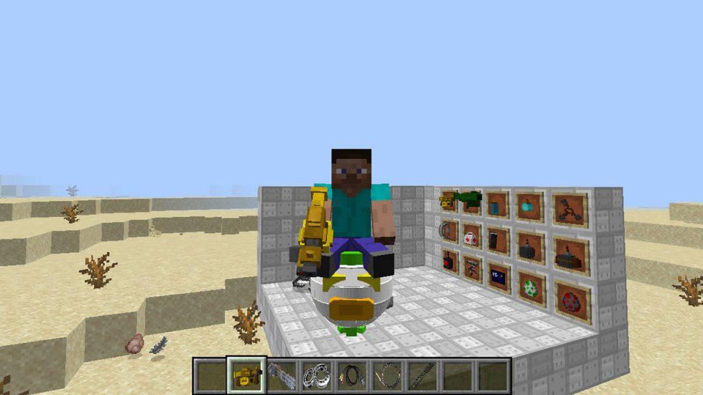 Grenades Mod Screenshot 2