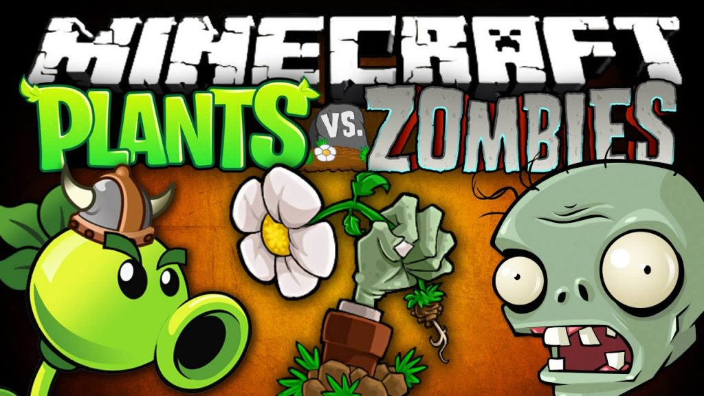 HungTeen's Plants vs Zombies Mod for Minecraft