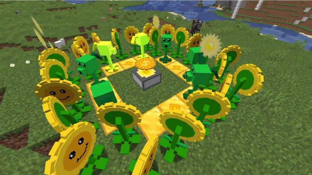 Plants vs Zombies Mod Screenshot