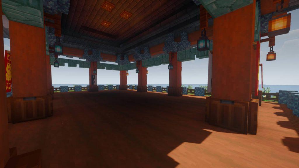 Samurai Island Map Screenshot