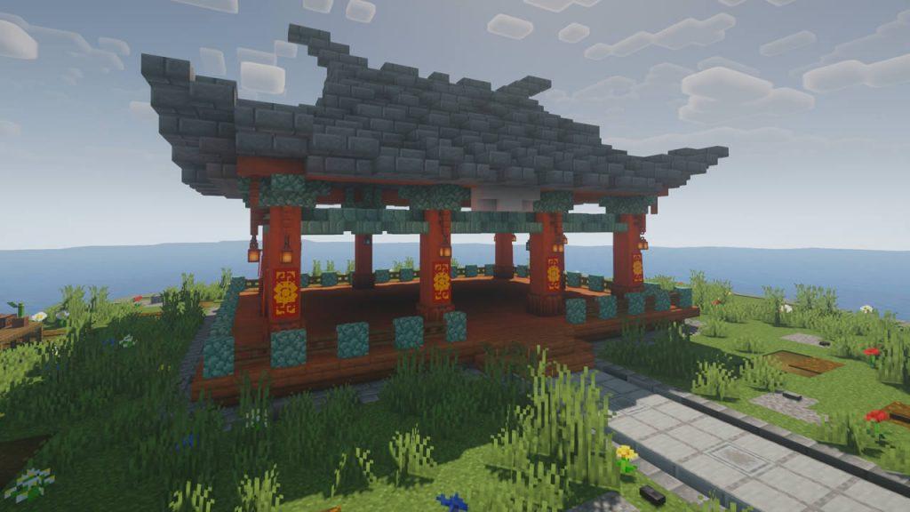 Samurai Island Map Screenshot 2