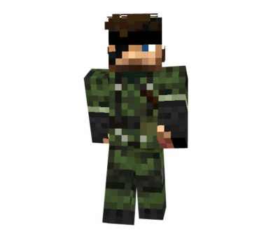 Skanor126 Skin for Minecraft