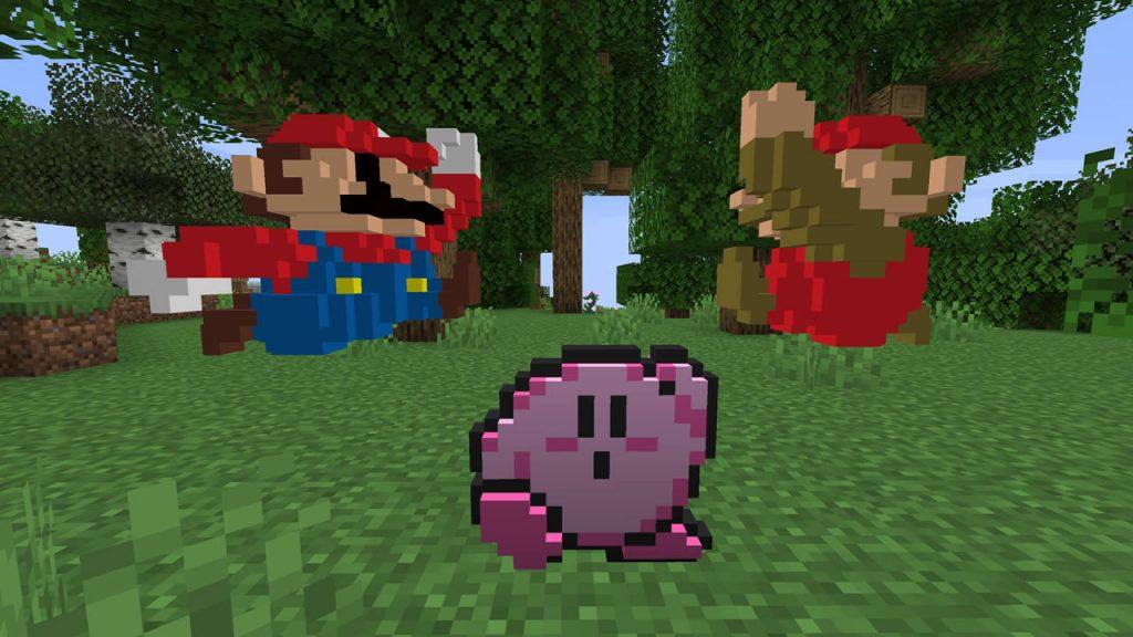 Super Mario Crafter Mod Screenshot 2