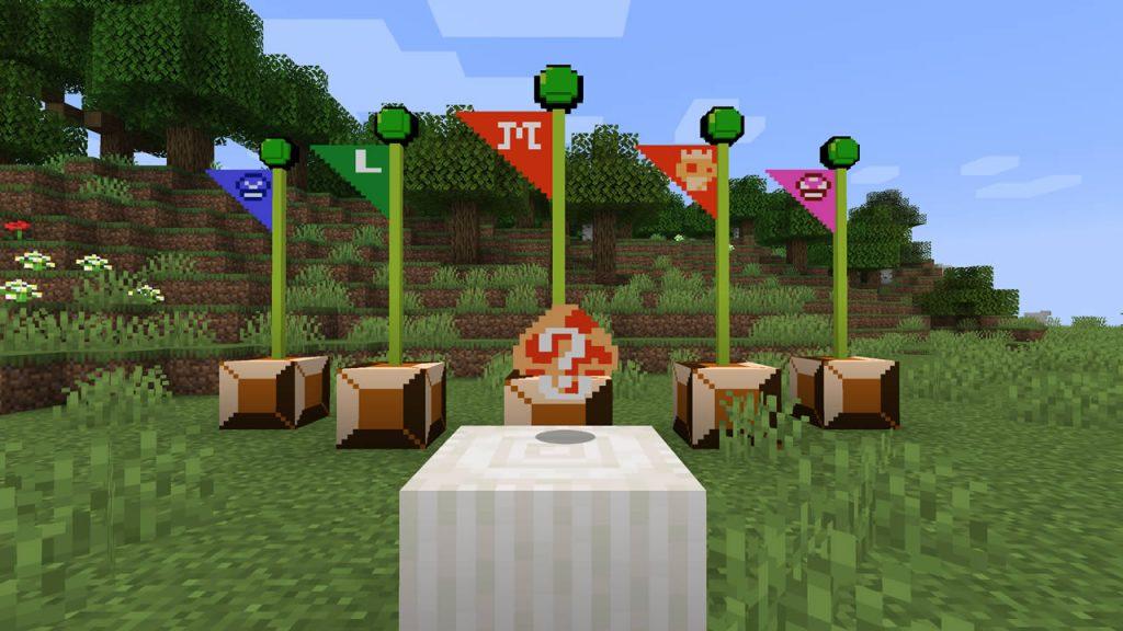 Super Mario Crafter Mod Screenshot 6