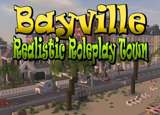 Bayville Map for Minecraft