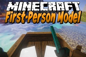 First-person Model Mod for Minecraft