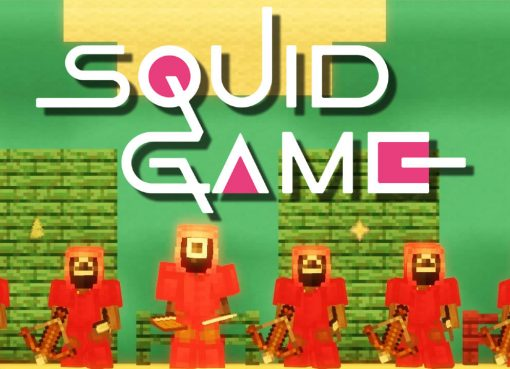 Squid Game Map for Minecraft