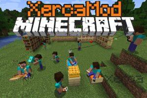 Xerca Mod for Minecraft