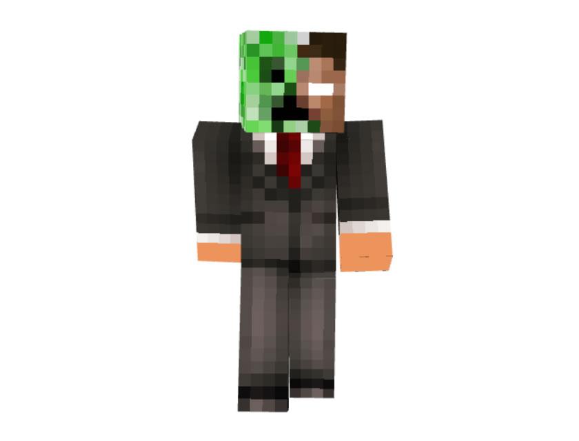 kazo55 Skin for Minecraft Halloween